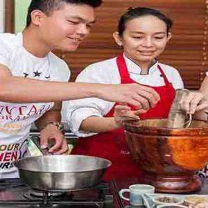 Centara Grand Island Resort & Spa - Luxury Maldives Honeymoon Packages - cooking class