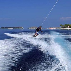 Centara Grand Island Resort & Spa - Luxury Maldives Honeymoon Packages - watersport activities