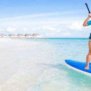 Centara Grand Island Resort & Spa - Luxury Maldives Honeymoon Packages - watersport activities1