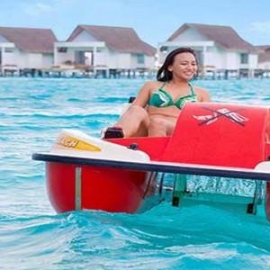 Centara Grand Island Resort & Spa - Luxury Maldives Honeymoon Packages - watersport activities2