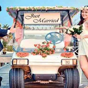 Centara Grand Island Resort & Spa - Luxury Maldives Honeymoon Packages - wedding1