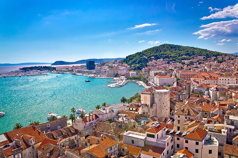 Croatia - top honeymoon destinations in 2018