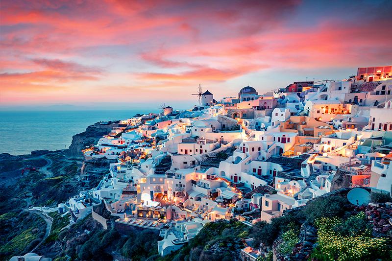 Honeymoon Destinations In Greece: Top Honeymoon Destinations For 2018