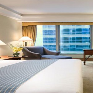 Harbour Grand Kowloon - Luxury Hong Kong Honeymoon Packages - Court View Room