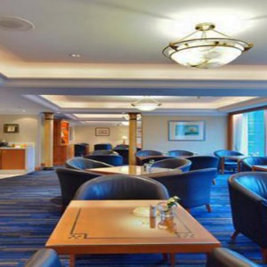 Harbour Grand Kowloon - Luxury Hong Kong Honeymoon Packages - Harbour club lounge