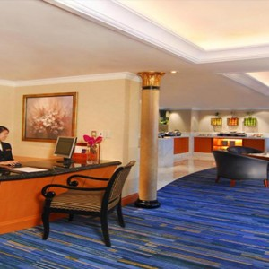 Harbour Grand Kowloon - Luxury Hong Kong Honeymoon Packages - Harbour club lounge1