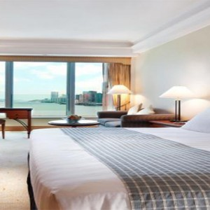 Harbour Grand Kowloon - Luxury Hong Kong Honeymoon Packages - Harbourview Room