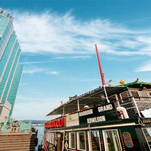 Harbour Grand Kowloon - Luxury Hong Kong Honeymoon Packages - Hotel Private Pier