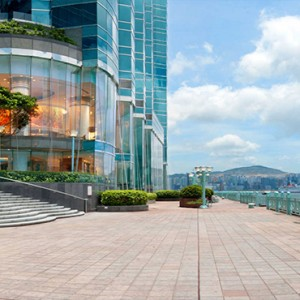 Harbour Grand Kowloon - Luxury Hong Kong Honeymoon Packages - Hotel entrance