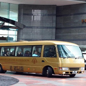 Harbour Grand Kowloon - Luxury Hong Kong Honeymoon Packages - Hotel exterior1