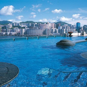Harbour Grand Kowloon - Luxury Hong Kong Honeymoon Packages - Rooftop pool