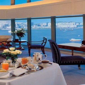 Harbour Grand Kowloon - Luxury Hong Kong Honeymoon Packages - The Presidential Suite (19F)