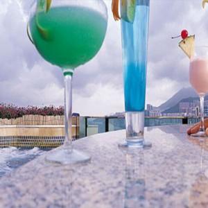 Harbour Grand Kowloon - Luxury Hong Kong Honeymoon Packages - The pool deck