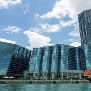 Harbour Grand Kowloon - Luxury Hong Kong Honeymoon Packages - Victoria harbour