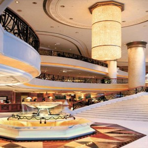 Harbour Grand Kowloon - Luxury Hong Kong Honeymoon Packages - lobby