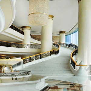 Harbour Grand Kowloon - Luxury Hong Kong Honeymoon Packages - lobby entrance