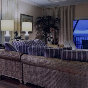 Kahala Kai Signature Suite - Kahala Hotel and Resort Hawaii - Luxury Hawaii Honeymoon Packages
