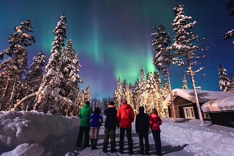 Lapland Sweden - top honeymoon destinations in 2018