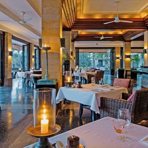 Legian Bali Seminyak - Luxury Bali Honeymoon Packages - The Restaurant