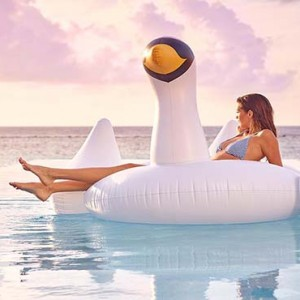 Lux South Ari Atoll - Luxury Maldives Honeymoon Packages - Temptation Pool Water Villa pool