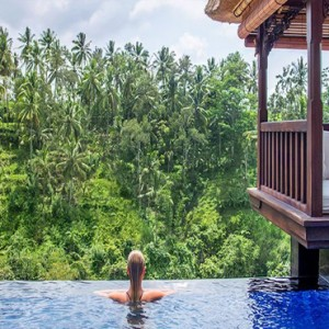 Luxury Bali Honeymoon Packages Viceroy Bali Deluxe Terrace Pool Villa Pool