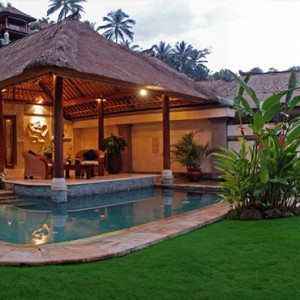 Luxury Bali Honeymoon Packages Viceroy Bali Vice Regal Pool Villa 1 Exterior