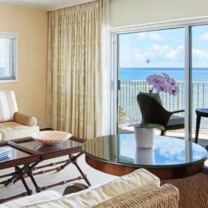 Oceanfront Suite - Kahala Hotel and Resort Hawaii - Luxury Hawaii Honeymoon Packages