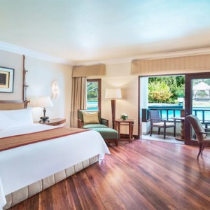 The Laguna Resort & Spa Bali Honeymoon Packages Deluxe Lagoon Access Room
