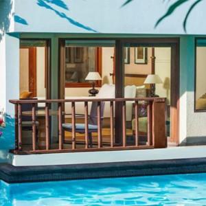 The Laguna Resort & Spa Bali Honeymoon Packages Deluxe Lagoon Access Room Pool1