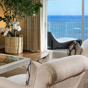 Tower Suite - Kahala Hotel and Resort Hawaii - Luxury Hawaii Honeymoon Packages