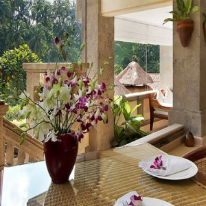 Viceroy Bali Luxury Bali Honeymoon Packages Pool Suite Terrace1