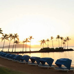 beach 2 - Kahala Hotel and Resort Hawaii - Luxury Hawaii Honeymoon Packages