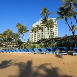 beach - Kahala Hotel and Resort Hawaii - Luxury Hawaii Honeymoon Packages