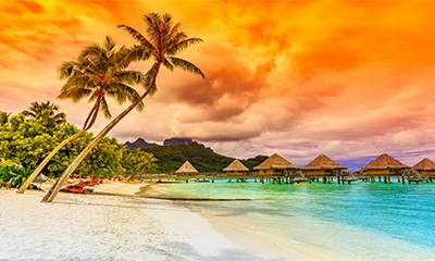 Top 5 reasons to honeymoon in Bora Bora