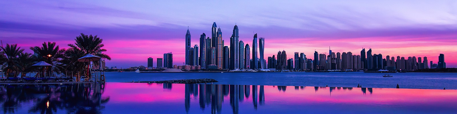 dubai honeymoon packages - header