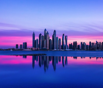 a picture of Dubai