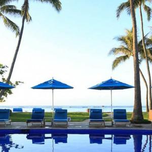 pool - Kahala Hotel and Resort Hawaii - Luxury Hawaii Honeymoon Packages