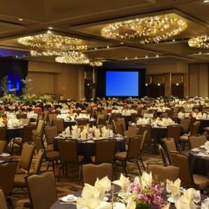 Ballroom 2 - Hilton Hawaiian Waikiki Beach - Luxury Hawaii Honeymoon Packages