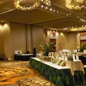 Ballroom 3 - Hilton Hawaiian Waikiki Beach - Luxury Hawaii Honeymoon Packages
