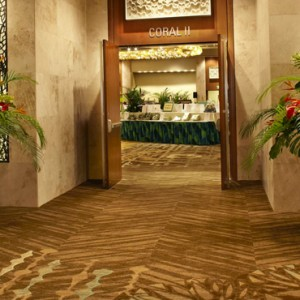Ballroom 4 - Hilton Hawaiian Waikiki Beach - Luxury Hawaii Honeymoon Packages
