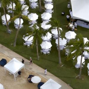 Ballroom 5 - Hilton Hawaiian Waikiki Beach - Luxury Hawaii Honeymoon Packages