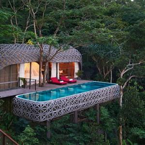 Birds Nest Pool Villas 4 - Keemala Hotel Phuket - luxury phuket holiday packages