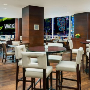 Brasserie 1605 - Crowne Plaza Times Square - luxury New York Honeymoon Packages