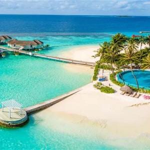 Centara Grand Island Resort & Spa - Luxury Maldives Honeymoon Packages - overview