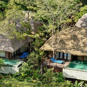 Clay Pool Cottages 1 - Keemala Hotel Phuket - luxury phuket holiday packages