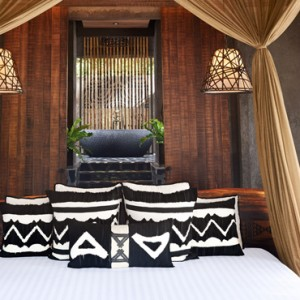Clay Pool Cottages 2 - Keemala Hotel Phuket - luxury phuket honeymoon packages