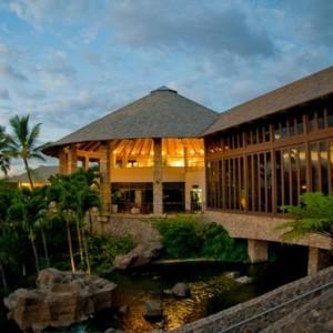 Exterior - hotel wailea maui - luxury hawaii honeymoon packages