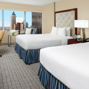 Junior Suite - Crowne Plaza Times Square - luxury New York Honeymoon Packages