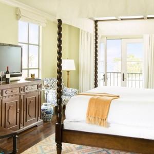Junior suite - Kimpton canary Hotel Santa Barbra - Luxury Los Angeles Honeymoon Packages