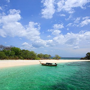 Keemala Phuket - luxury Thailand Honeymoon Packages - Beach
